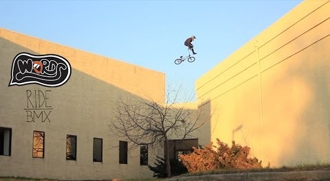 BMX: Scotty Cranmer & The Roof to Roof Tailwhip