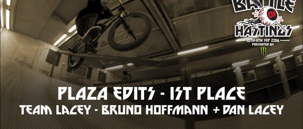 Dan Lacey & Bruno Hoffmann – Battle Of Hastings – Plaza Edits: 1st Place