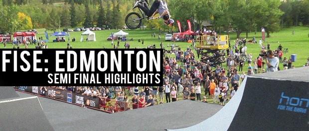FISE: Edmonton – Semi Final Highlights