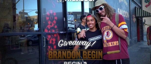 """FitBikeCo – Brandon Begin """"Begin 2"""" Giveaway! (BMX)"""