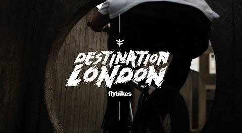 Flybikes – Destination London – Teaser