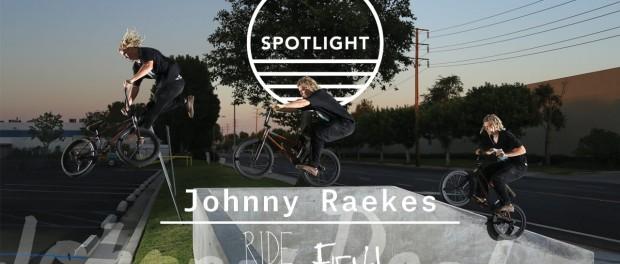 Johnny Raekes – AM Spotlight