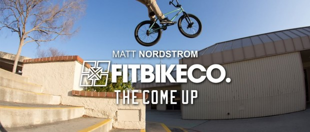 Matt Nordstrom Fit Bikes 2016 Edit