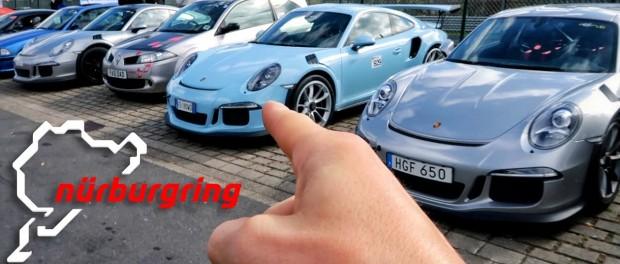 Tom's Nürburgring birthday party