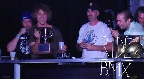 BMX: Dennis Enarson – 2016 Ramp Rider Of The Year – NORA Cup Raw