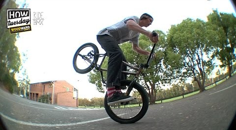 BMX: How-to – Hang-10 w/ Lewis Mills