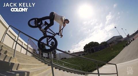 Colony BMX – Jack Kelly in California 2016