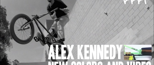 CULTCREW/ ALEX KENNEDY/ NEW COLORS AND VIBES!