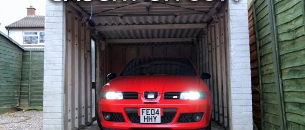 Haunted garage. Not even joking