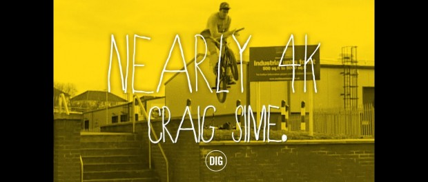 Nearly 4K DVD – Craig Sime Section
