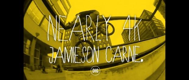 Nearly 4K DVD – Jamieson Carne
