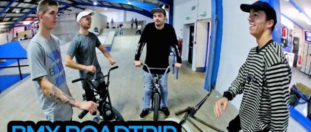 Webisode 7: BMX trips are back!