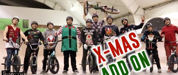 BMX AND UGLY SWEATERS!