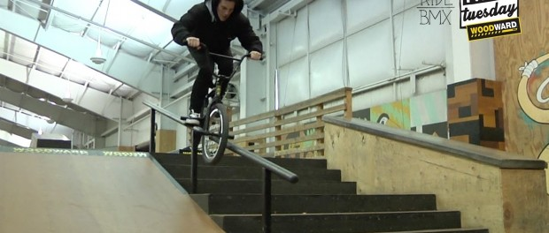 BMX: HOW-TO – Crooked Grinds w/ Travis Hughes