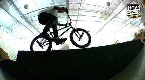 BMX: How-to – Feeble hop-up manuals w/ Jacob Cable