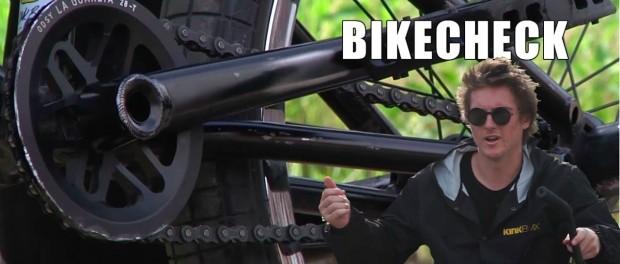 BMX – Travis Hughes Bike Check!