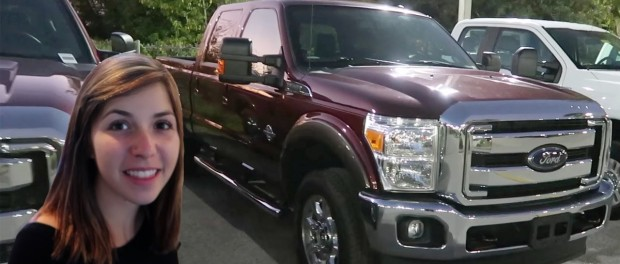 Broke up with Girlfriend – Went Truck Shopping
