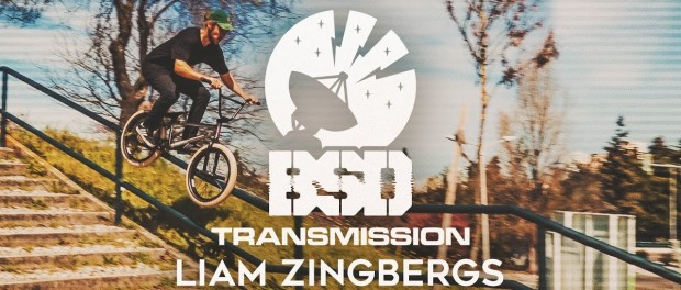 BSD Transmission – LIAM ZINGBERGS – DVD Part