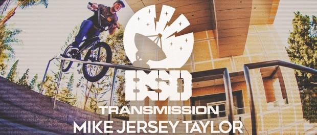 BSD Transmission – MIKE 'JERSEY' TAYLOR – DVD Part