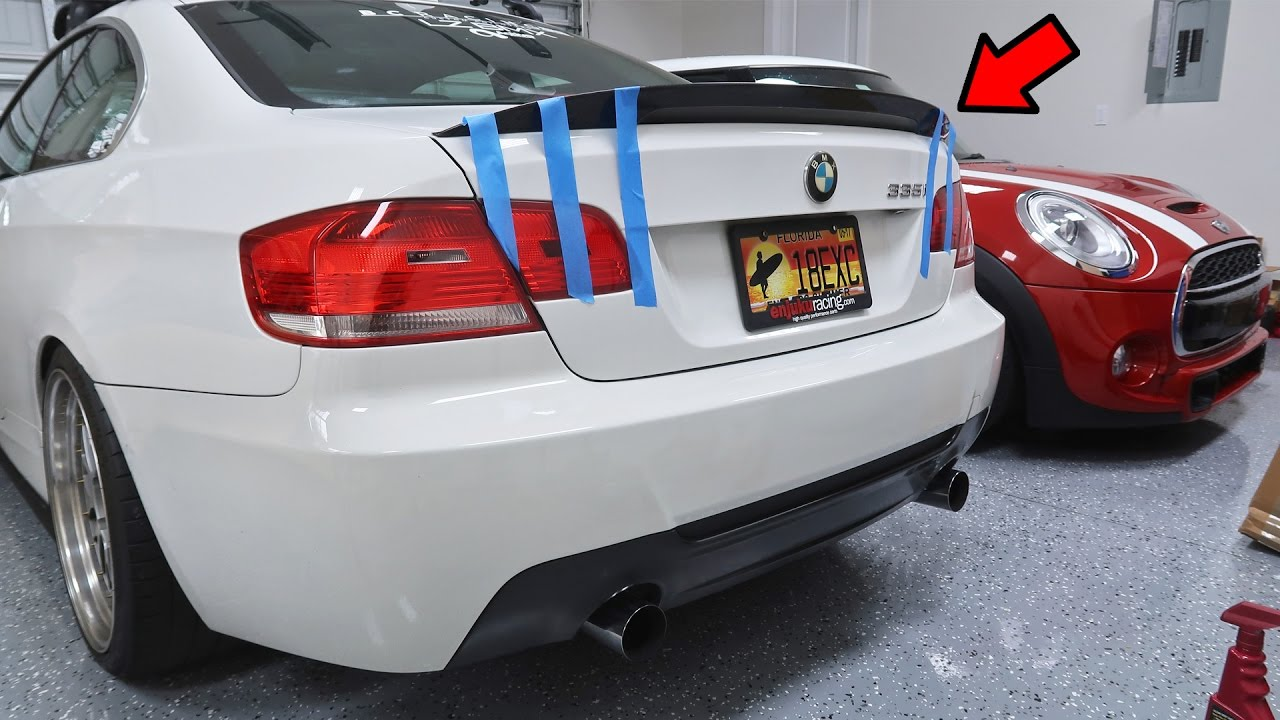 Making the e92 Great Again!