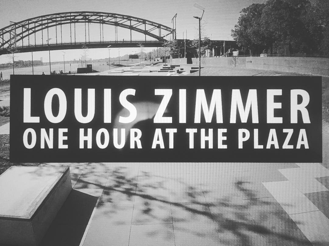 just dropped some lostclips from @louiszimm at the plaza on the woozybmx youtube channel! #bmx #lost #betterlatethannever