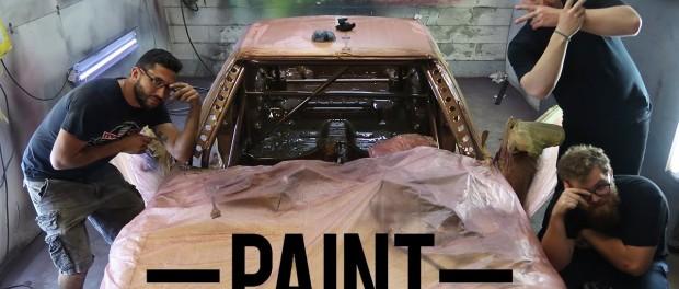 240SX PAINT REVEALED!