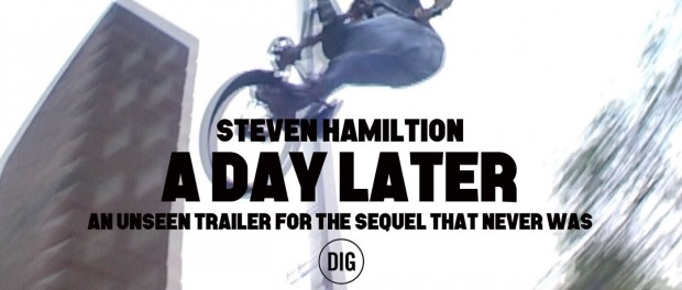 A DAY LATER – Steven Hamilton and the Unseen Intro to a Sequel That Never Was