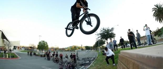BMX – HUGE JAM IN RIVERSIDE GETS LIT!