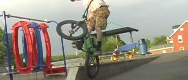 BMX – RAW EAST COAST STREET