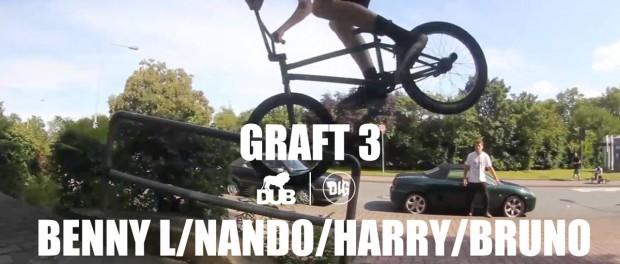 DUB 'Graft 3' – Lewis / Laczko / Mills-Wakley / Hoffmann