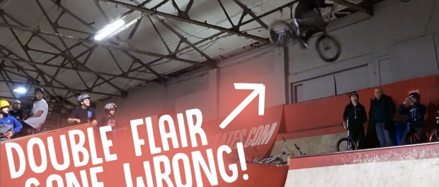 FIRST DOUBLE FLAIR OF 2017 *GONE WRONG*