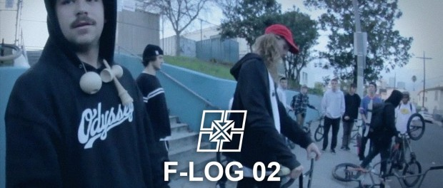 Fitbikeco F-LOG 02 – Mini BMX jam