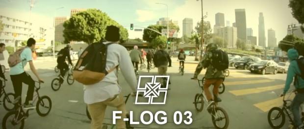 Fitbikeco F-LOG 03 – An Actual BMX Jam