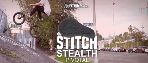 Fitbikeco – Stitch Stealth Pivotal Ft. Brandon Begin