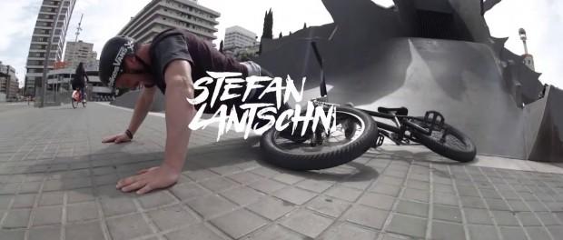 "Flybikes – Stefan Lantschner ""Go With The Flow"" Teaser 2"