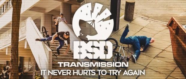 It Never Hurts to Try Again – Bonus – BSD TRANSMISSION DVD