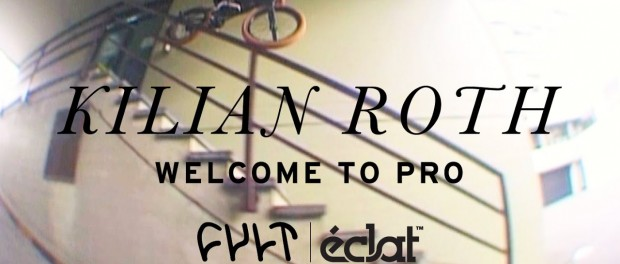 Kilian Roth – Cult X Eclat – Welcome To Pro