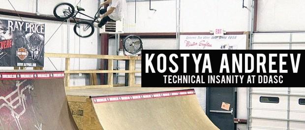 Kostya Andreev: Technical Insanity at DDASC