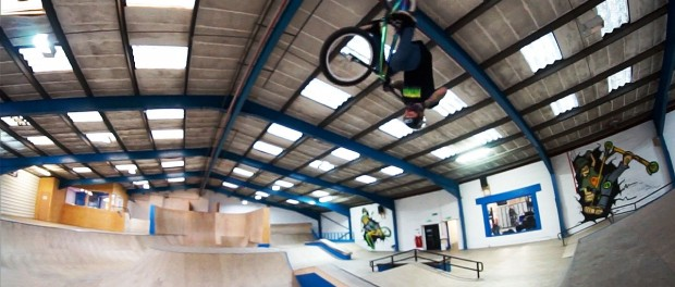 OUR INSANE BMX SESSION!