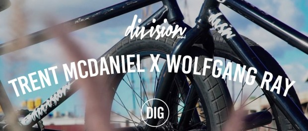 Trent McDaniel X Wolfgang Ray – Division Brand X DIG
