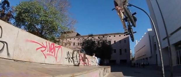 VOLUME BMX: PJ Martini Escaping The Cold