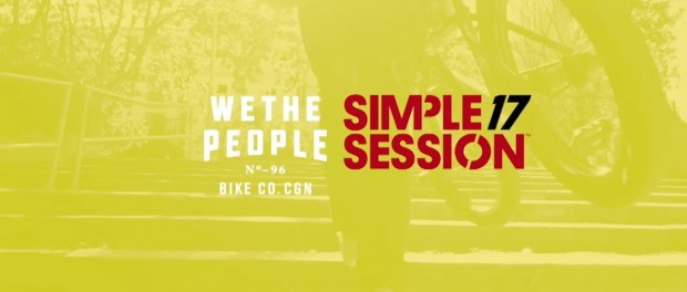 WETHEPEOPLE BMX Simple Session 2017