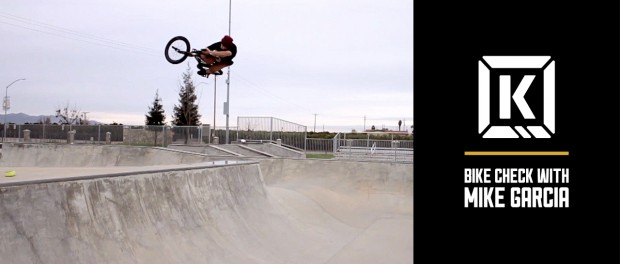 Bike Check with Mike Garcia's Kink Redwood Build! – Kink BMX
