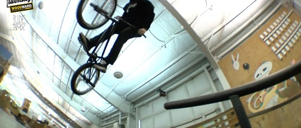 BMX How-to Double Peg to Hard 360 w/ Travis Hughes