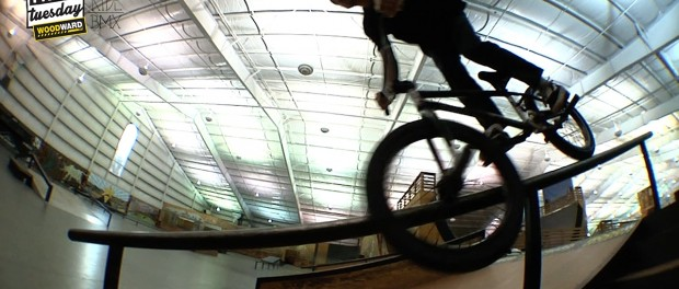BMX: HOW-TO – Over Smith Grinds w/ Ethan Corriere