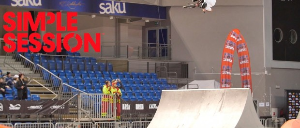 BMX: SIMPLE SESSION 2017 – FIRST PRACTICE!