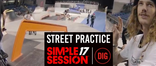 DIG at Simple Session 17 – Street Practice