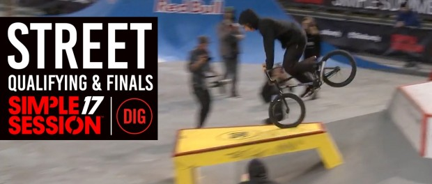 DIG at Simple Session 17 – Street Qualifying and Finals