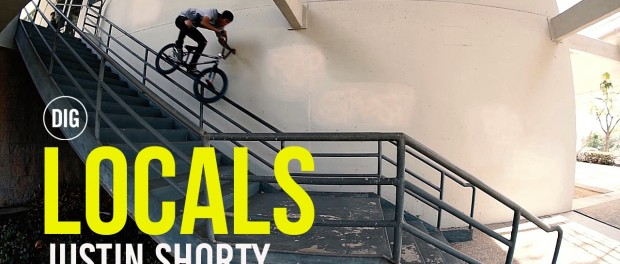 DIG 'Locals' – Justin Shorty