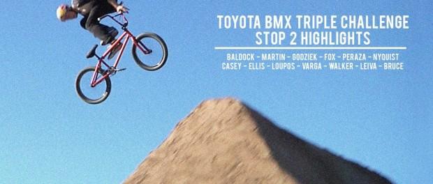 Dirt Bangers at Toyota BMX Triple Challenge Stop 2